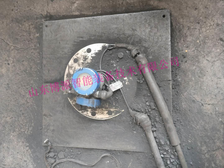 圆筒煤仓安全环境监控系统