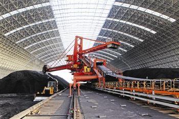 煤场/煤仓--全自动实时激光测量动态盘煤系统整体方案